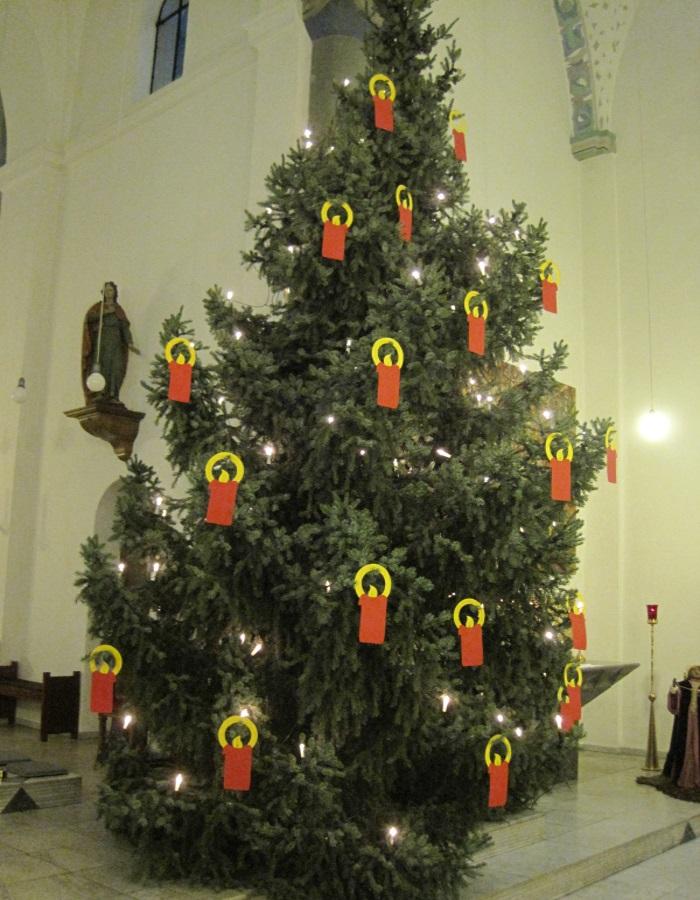 Weihnachtsbaum Engelshaar.Gegenstände Und Ihre Geschichte Christlicher Weihnachtsbaumschmuck
